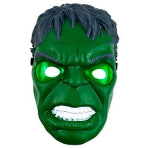 Mascara Hulk con Luz