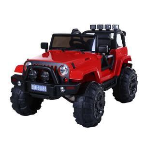 Auto Jeep a Bateria Super Luminosa Mp3 Radio Control