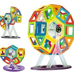 Magneticos 46 piezas Vuelta al mundo Antex