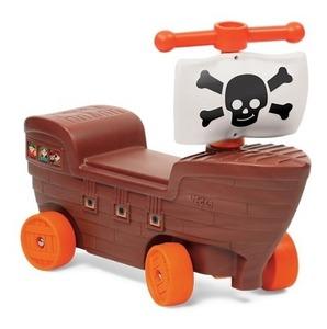 Pata a Pata Barco Pirata