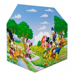 Carpa Casita Disney Junior Mickey 70 x 90 x 102cm Original