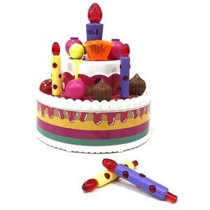 Torta De Cumpleaños Unicornios Chica Musical