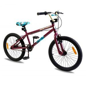 Bicicleta Rodado 20 Newton Bmx Freestyle Duce