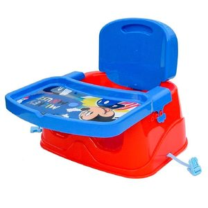 Silla De Comer Plegable Portatil Booster Disney