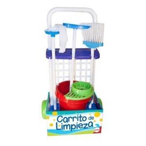 Carrito De Limpieza Completo Original Antex