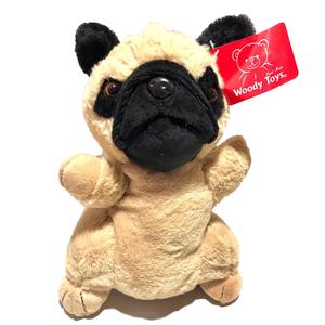 Peluche Titere Perro con Sonido 28cm