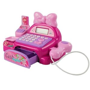 Caja Registradora Nena Scanner Luz Calculadora Tarjeta Anaquel y Productos