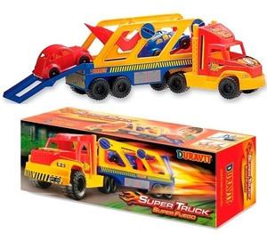 Camion Super Truck Mosquito Autos Duravit