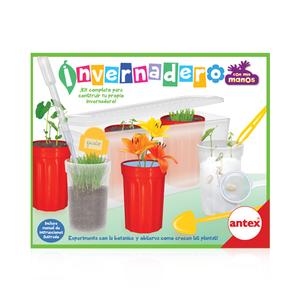 Kit Completo para Construir tu propio Invernadero