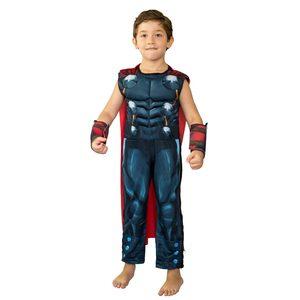 Disfraz Thor con Musculos  talle 1