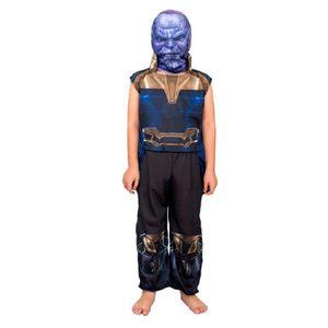 Disfraz Thanos con Mascara Talle 0 Original
