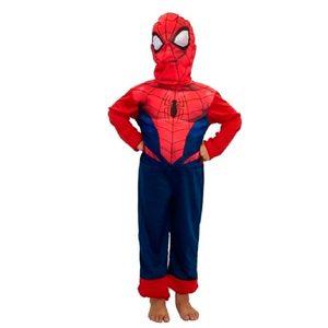 Disfraz Spiderman Clasico Talle 1