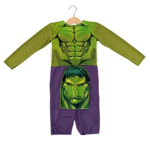 Disfraz Hulk Clasico Talle 1 Original