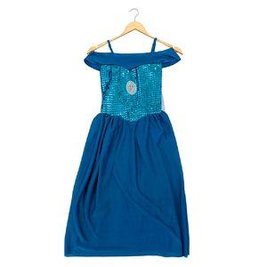 Disfraz Elsa Frozen Talle 1 Original