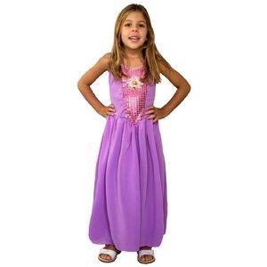Disfraz Rapunzel Talle 0 Original Disney