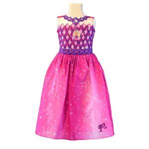 Disfraz Barbie Princesa con Luz Talle 1 Original
