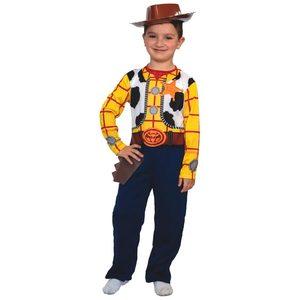 Disfraz Woody Toy Story con Luz Talle 2 Original