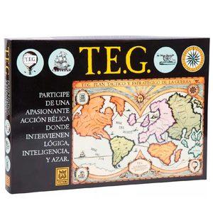 Juego de Mesa Teg Clasico Juego de Estrategia Original