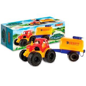 Tractor de Campo Tambero Duravit