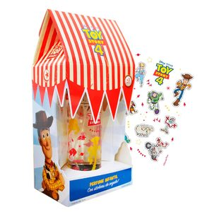 Perfume Infantil Toy Story 4 50ml + Stickers Original