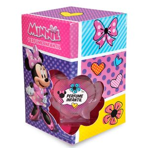 Perfume Infantil Minnie 30ml Original