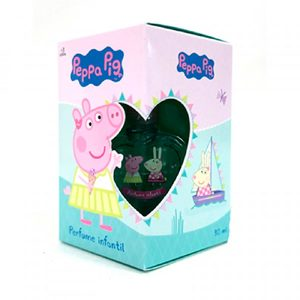 Perfume Infantil Peppa Pig 30ml Original