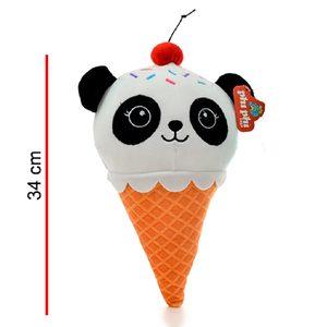 Peluche Cucurucho Panda Perfumado Hipoalergénico