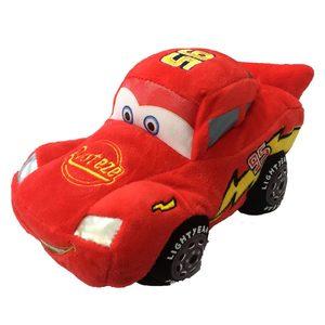 Peluche Cars Rayo McQueen Extra Suave Con Sonido 20cm