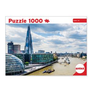 Puzzle Rompecabezas 1000 Piezas Londres