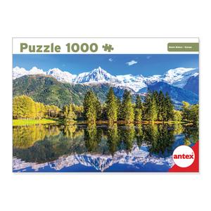 Puzzle Rompecabezas 1000 Piezas Monte Blanco