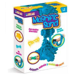 Arena Magnific Sand Moldes Animales Marinos