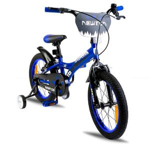 Bicicleta Rodado 16 Newton Cross Winner Guardabarros Rueditas