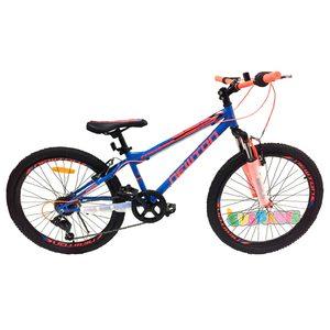 Bicicleta Newton Prisma Rod 24 Cambios 7 Velocidades