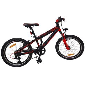 Bicicleta Aurora ASX Rod 20 Aluminio Cambios Shimano Luz Trasera