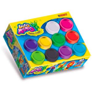 Set Masas Duravit 10 Potes Diferentes Colores