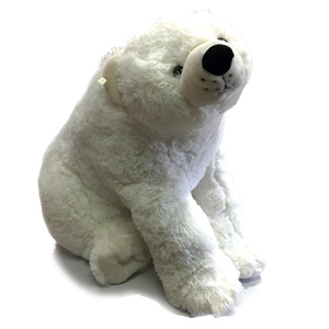 Peluche Funny Land Oso Polar Justino Gigante 85cm