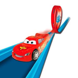 Cars Racing Set con Lanzador 2 Autos Original Ditoys