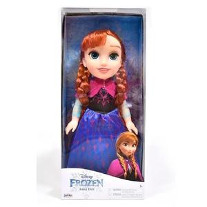 Muñeca Anna Frozen Vestido Glitter 34cm Original