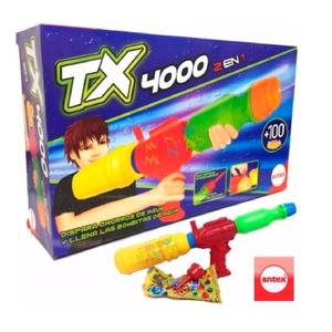 Tx 4000 Antex Pistola de Agua 2 en 1 Lanza Agua - Infla Bombitas