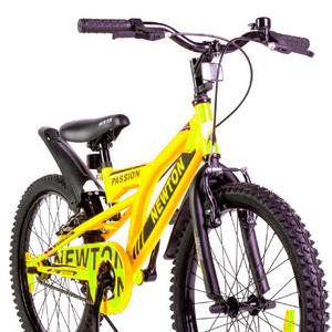 Bicicleta Newton Passion Cross Rod 20 Guardabarros