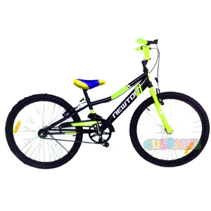 Bicicleta Newton Grow Cross Rod 24 Reforzada Liviana