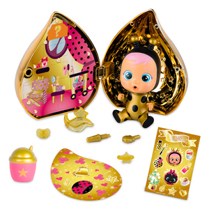 Mini Cry Babies Magic Tears Golden Sorpresas Accesorios Original