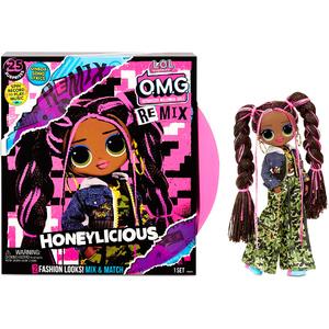Lol OMG Remix Honeylicious Música 25 sorpresas Original