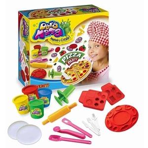 Juego De Masa Infantil Pizza Party Duravit