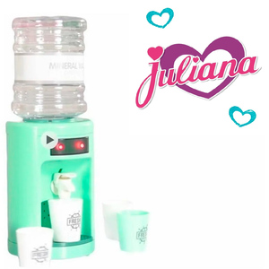Juliana Sweet Home Mi Primer Dispenser Luz y Sonido Original
