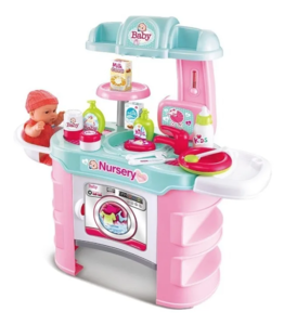 Mesa De Juego Guardería De Bebés Nursery