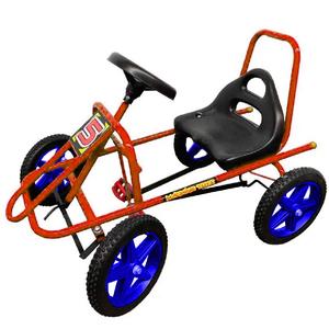 Karting a Pedal Mini de Caño Todo Terreno Asiento Regulable