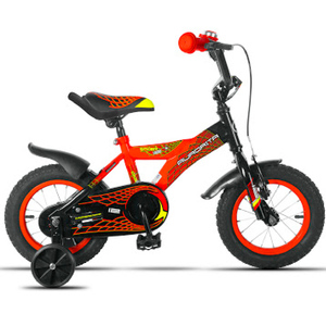 Bicicleta Aurorita Spider Rod 12 Rueditas Timbre Guardabarros