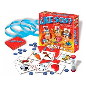 Juego de Mesa Ke Sos? Infantil Original Toyco