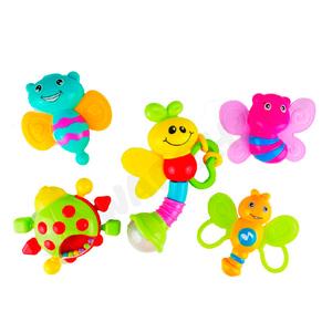 Set Sonajeros Animalitos Mordillo